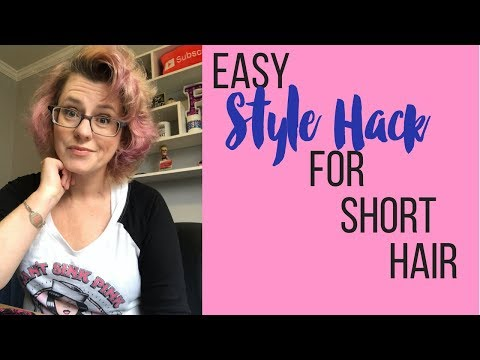 how-to-keep-short-hair-out-of-your-face- -👩-hoo-rag-review-+-tutorial