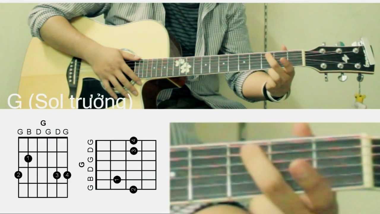 [Guitar]Hướng dẫn chơi: Bất chợt một tình yêu – Nguyễn Đức Cường