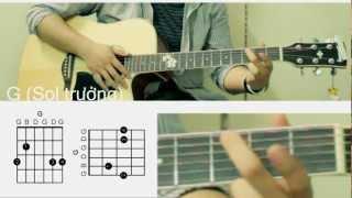 [Guitar]Hướng dẫn chơi: Bất chợt một tình yêu - Nguyễn Đức Cường