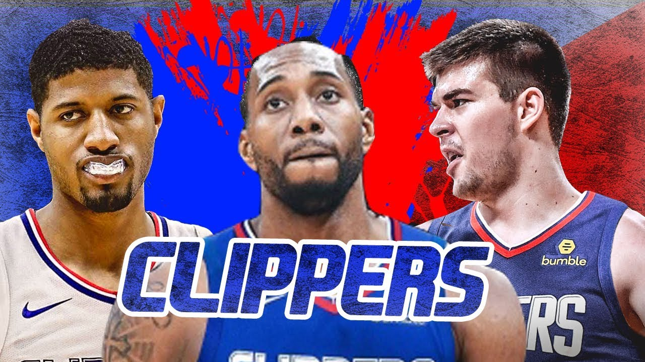 Los Angeles Clippers Roster For The Next Season 2019 2020