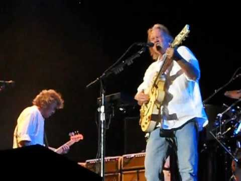 "Neil Young & Crazy Horse ~ Lake Tahoe 8-9-12 ""For the Love of Man"""