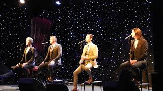 20181017 Collabro Up Theres A Place For Us_ Unplugged 02