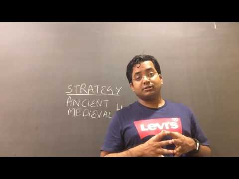 Roman Saini - Strategy for ancient and medieval history for UPSC CSE/IAS preparation