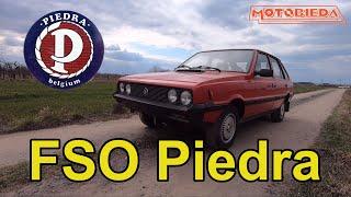FSO Piedra - Polonez z silnikiem od motorówki - MotoBieda