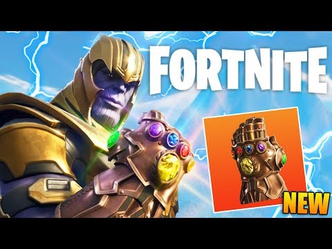 THANOS IS AMAZING! - New Avengers Game Mode - Fortnite Battle Royale Gameplay