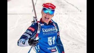 MS v Biatlonu v Rakousko 2017 Závod s hromadným startem mužů na 15 km