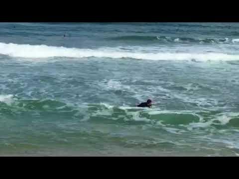 Xove acoge el II Open Surf de Esteiro