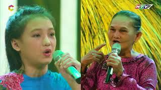 Gia đình song ca | tập 14 vòng 1: Nhật Tinh Anh muốn trào nước mắt khi hai anh em hát