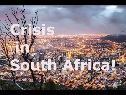 Crisis In South Africa!