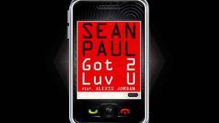 Got 2 Luv U - Sean Paul feat Alexis Jordan Instrumental/Karaoke
