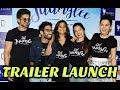 Dil Junglee Trailer 2018 Launch - Taapsee Pannu And Saqib Saleem - UNCUT