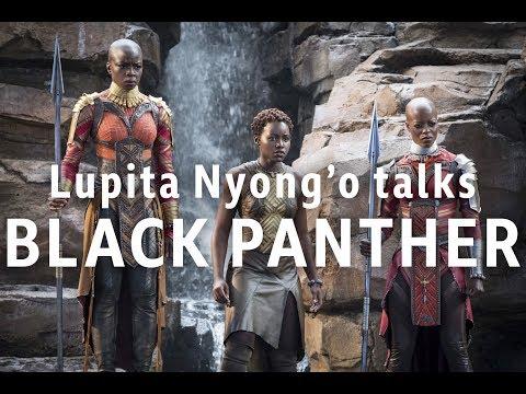 Lupita Nyong'o interviewed by Simon Mayo