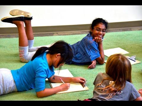 Virtual tour of Ferguson Township Elementary School