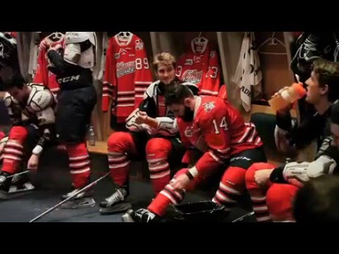 A Day in the Life of the Oshawa Generals