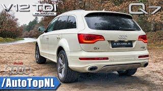 Audi Q7 V12 TDI Review by AutoTopNL (English Subtitles)