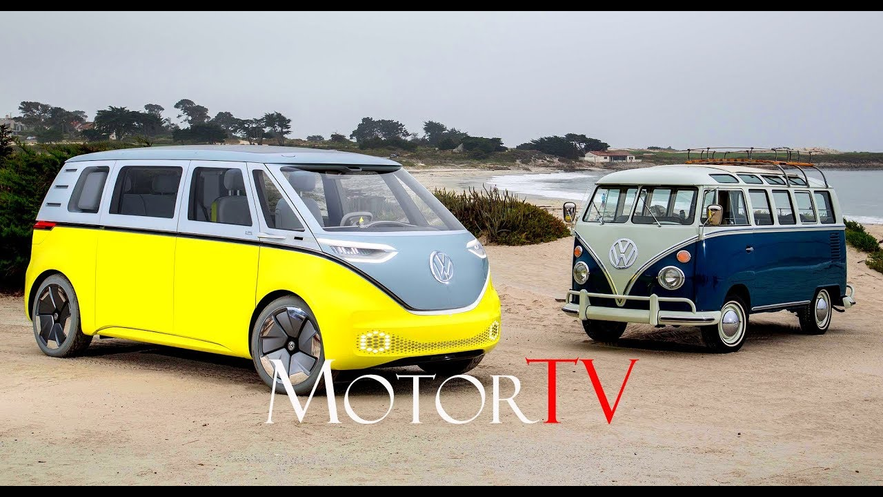 2022 Volkswagen I D Buzz L New Electric Vw Microbus Beauty Shots