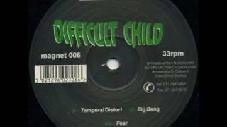 MAGNET006 - Difficult Child - Untitled - Big Bang