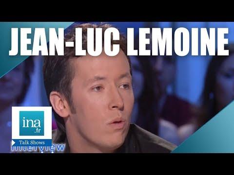 Interview Upside down Le retour Jean Luc Lemoine - Archive INA