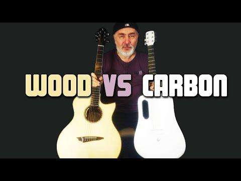 CARBON FIBER vs WOOD – EPIC GUITAR BATTLE!