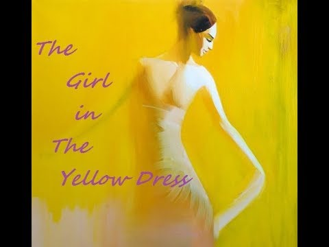 David Gilmour - The Girl in The Yellow Dress Backing Track