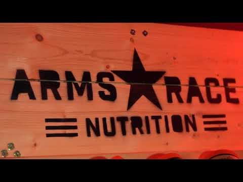 Arms Race Nutrition Harness Available Now!