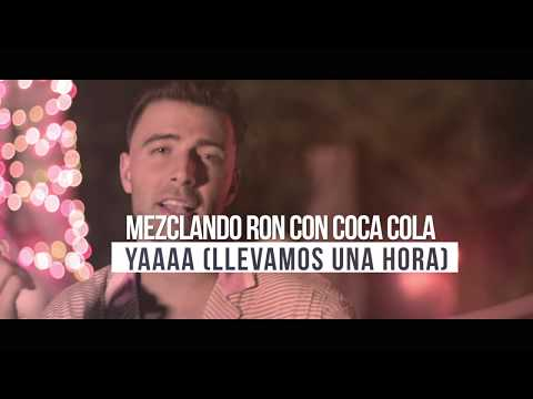 Justin Quiles - Hora Loca with DJ Africa & JenCarlos Canela (Lyric Video)