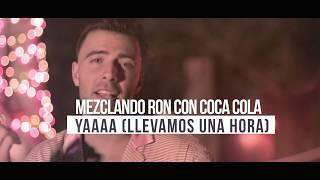 justin quiles   hora loca with dj africa   jencarlos canela  lyric video