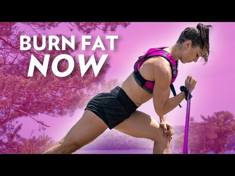 HOW TO GET A FAST FAT BURNING WORKOUT in JUST 12 MINUTES!