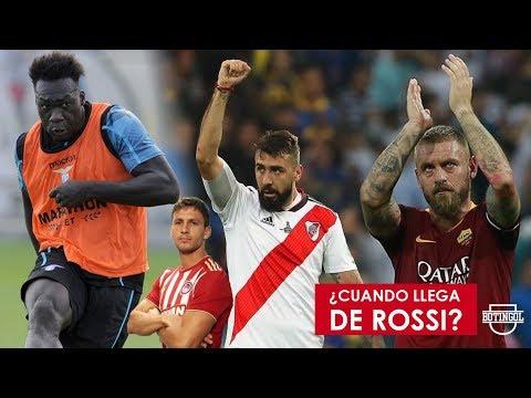 El 9 que QUIERE ALFARO + 'PRATTO corre de ATRÁS' + ¿Cuando LLEGA DE ROSSI?
