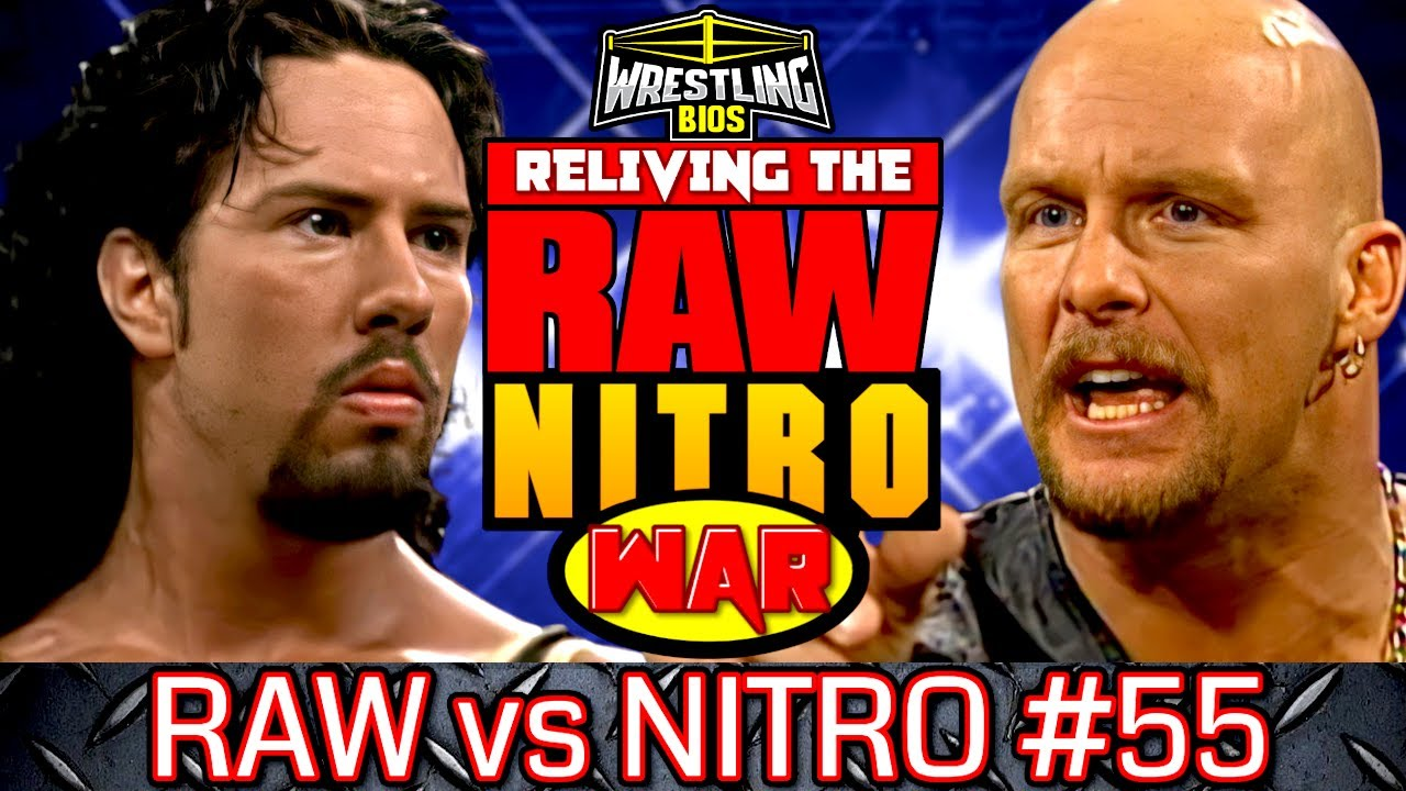 """Raw vs Nitro """"Reliving The War"""": Episode 55 - October 28th 1996"""