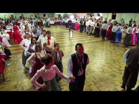 Polonese Fandango de Galpão - baile 26/08/2017