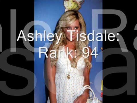 The positions of Miley, Zac and Ashley on Forbes list