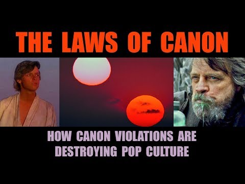Disney Ruined Star Wars by Violating the Laws of Canon