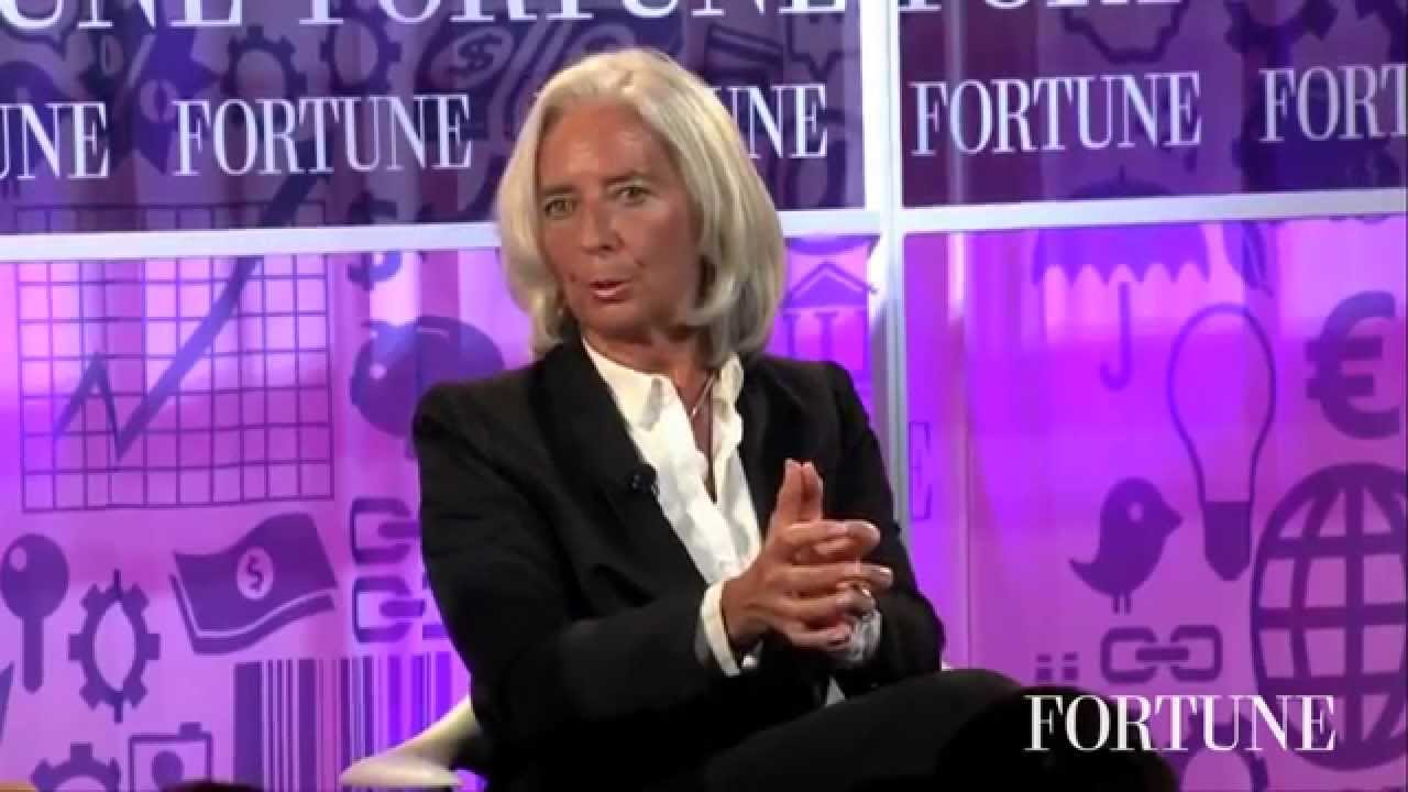 Christine Lagarde: How to get what you want without being ...