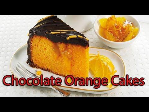Chocolate And Orange Cake Bbc