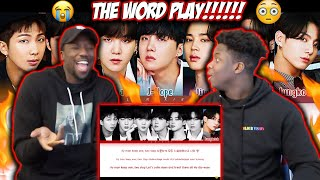 BTS Dis-ease Lyrics (REACTION) | FO Squad Kpop