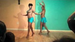 Salsa performance Group #9 @ Santo Rico Anniversary Party: 9/24/10