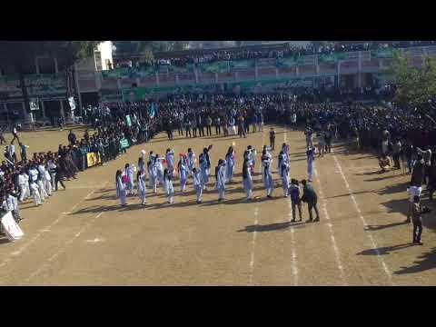 Punjab College Sialkot | Sports GALA 2017|Larkiyon Ka Dance| Sab ka Hosh Urha Diye