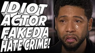 Empire Actor's Fake Hate Crime Saga: Explained!