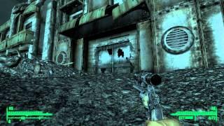 Fallout 3 #024 - По дороге в библиотеку