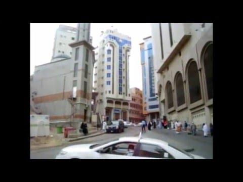 كل الفنادق بشارع أجياد مصافى مكة All Hotels in Ajyad Masafi St., Makkah