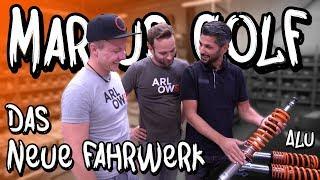 Was geht in Sachen Fahrwerk beim Frontantrieb? Marius Golf bekommt ein neues H&R! | Philipp Kaess |