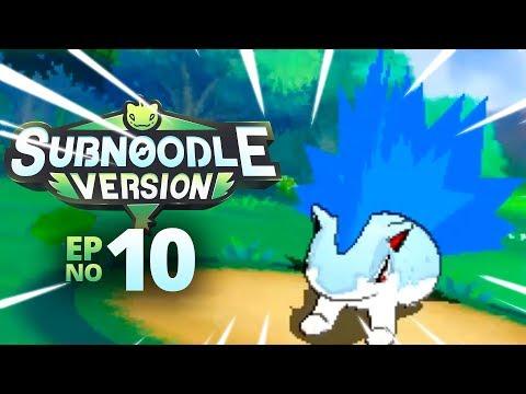 ICY HOT QUILAVA - Pokémon Sub Noodle Version Nuzlocke Part 10!