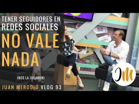 """""""TENER SEGUIDORES EN REDES SOCIALES NO VALE NADA"""" (nos la jugaron) ✔"""