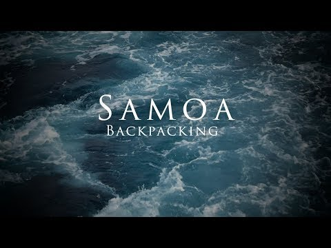 Backpacking troughout Samoa|Travel|Lumix GX85|Hero5|