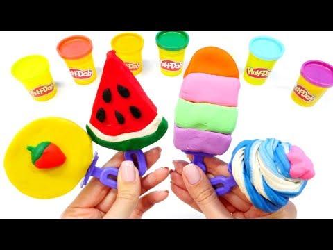 Spielspaß Mit Play Doh! Tolle Knete Ideen - Wir Machen Eis