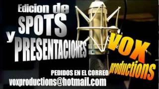 PRESENTACIONES SPOTS SAMPLES LINERS DJ SONIDO INTRO OPENING