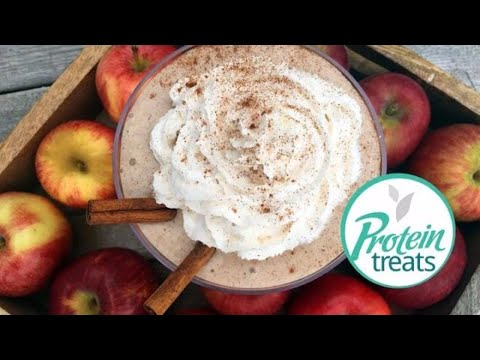 Apple Pie Protein Shake Protein Treats By Nutracelle