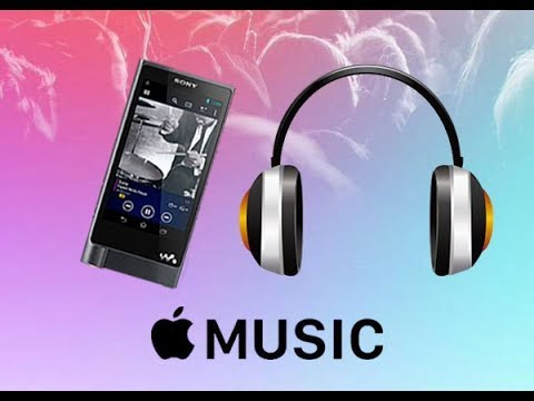 Transfer Apple Music from iTunes to Sony Walkman MP3 Player