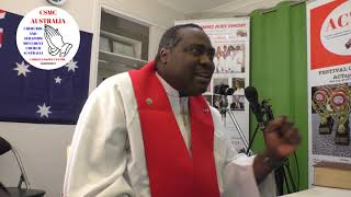 GOSPEL THERAPY - Back To Jesus (by Evangelist Ambassador Adeniyi Ekine)